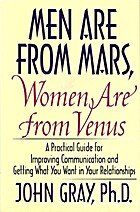 Men Are from Mars, Women Are from Venus by…