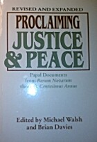 Proclaiming Justice & Peace Revised &…