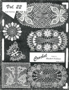 Crochet Originals by Elizabeth Hiddleson - Vol.17-B
