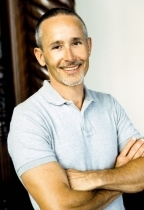 Author photo. Jerry Bauer