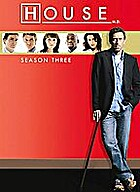 House, MD: The Complete Third Season [DVD]…