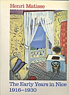 Henri Matisse: The early years in Nice,…