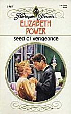 Seed Of Vengeance (Harlequin Presents, No.…