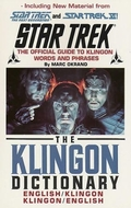cover of Klingon Dictionary