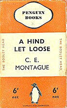 A Hind Let Loose by C. E. Montague