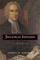 Jonathan Edwards: A Life by George M.…