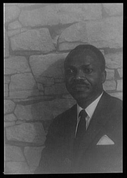 Author photo. Edward Ricardo Braithwaite, photographed by Carl Van Vechten, April 24, 1962 (Library of Congress Prints and Photographs Division, Reproduction Number: LC-USZ62-117467)