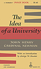 The Idea of a University by John Henry…