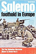 Salerno, Foothold in Europe by David Mason