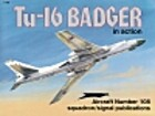 Tu-16 Badger in Action - Aircraft No. 108 by…