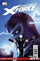 Uncanny X-Force #9 by Rick Remender