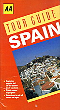 Spain (AA Tour Guides) by Mona King