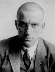 Author photo. Rodchenko, Portrait of Mayakovsky