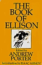 The Book of Ellison by Andrew Porter
