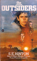 cover image of the outsiders by s. e. hinton