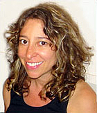 Author photo. jannalevin.com