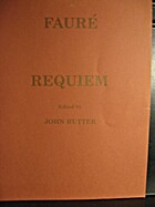 Requiem, Op. 48 with Gabriel Faure's…