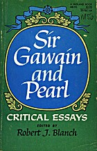 Sir Gawain and Pearl; critical essays by…