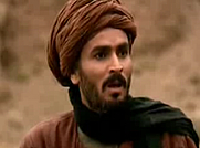 Author photo. An Actor Portraying al-Ghazali in a Film, via Wikipedia.