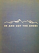 In and Out the Andes: Mission Trails From…