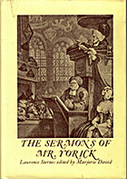 The sermons of Mr. Yorick by Laurence Sterne