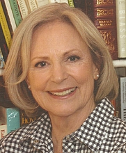 Author photo. Mary Hilliard