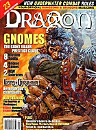 Dragon Magazine No. 291 by Erik Mona