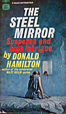 The Steel Mirror by Donald Hamilton