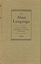 Aleut Language Grammar | RM.