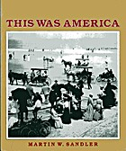 This was America by Martin W. Sandler