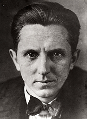 Author photo. Erwin Piscator