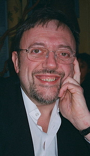 Author photo. Photo by David Weeks ~ Wikimedia Commons