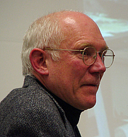 Author photo. Robert Bringhurst. Photo by Jason Vanderhill (JMV on flickr).