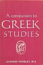 A Companion to Greek studies by Leonard…