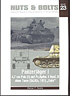Nuts & Bolts - Vol 23 - Panzerjager I -…