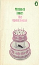The Open House by Michael Innes