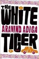 cover image from the white tiger by aravind adiga
