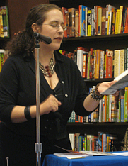 Author photo. Photo by Michelle Estabrook