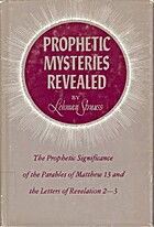 Prophetic Mysteries Revealed: Prophetic…