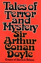Tales of Terror and Mystery by Arthur Conan…