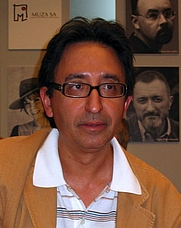Author photo. Andrzej Barabasz