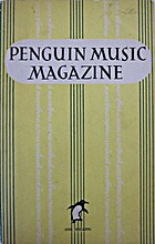 PENGUIN MUSIC MAGAZINE: IV. by Ralph Hill
