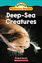 Science Vocabulary Readers: Deep-Sea…