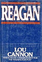Reagan by Lou Cannon