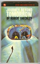 Journey beyond Tomorrow cover