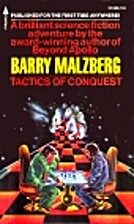 Tactics of Conquest by Barry N. Malzberg
