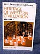 Heritage of Western Civilization by John…