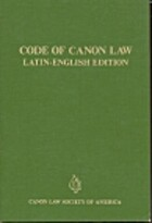 Code of Canon Law: Latin-English Edition by…