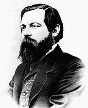 Author photo. Friedrich Engels (1820-1895)