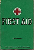 American Red Cross first aid textbook by…